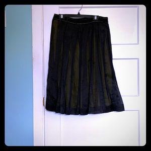 Dresses & Skirts - Dress pleated skirt